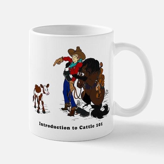 Horse Intro To Cattle Mug