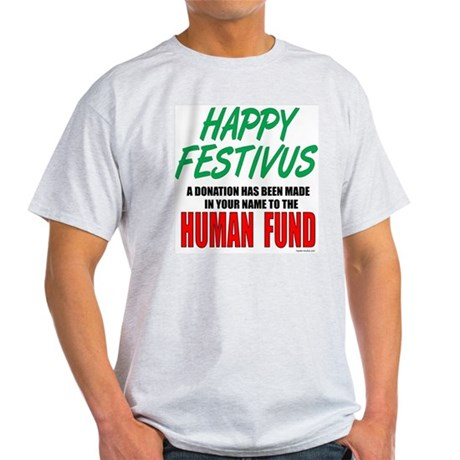 Human Fund Light T-Shirt