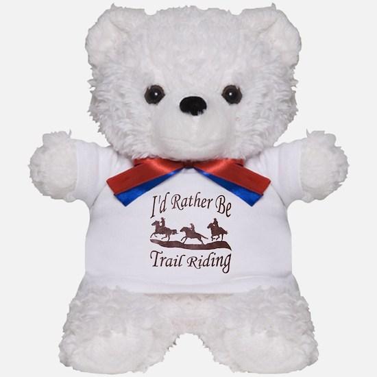 Trail Riders Teddy Bear