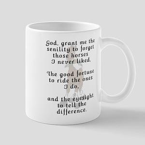 Rider's Prayer Mug