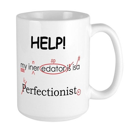 how to help a perfectionist