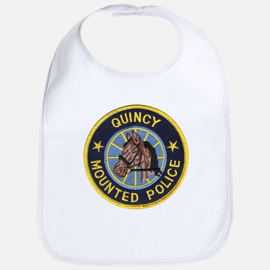 Quincy Mounted Police Bib