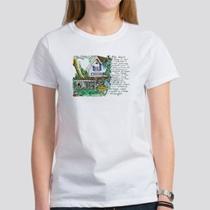 Jane's Journals Women's T-Shirt