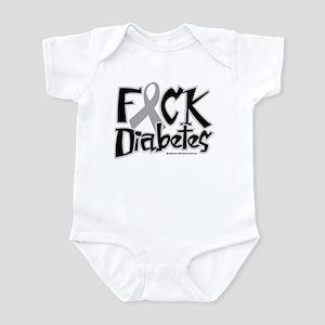 Fuck Diabetes Infant Bodysuit