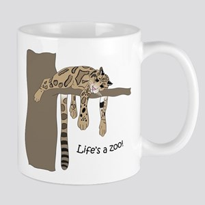 Clouded Leopard #2 Mug