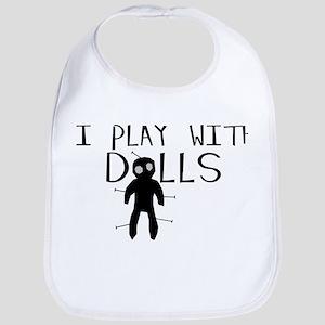 Play With Dolls Bib