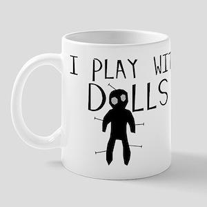 Play With Dolls Mug