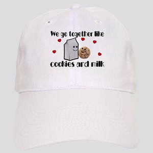 Cookies And Milk Cap