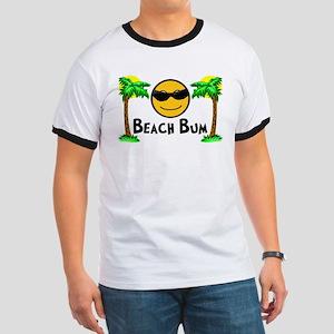 Beach Bum Ringer T