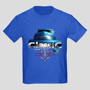Classic Truck Tees Kids Dark T-Shirt