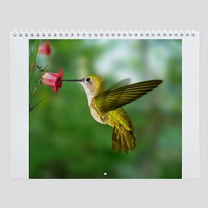 Wild Bird Photo Wall Calendar
