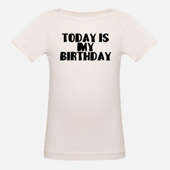 Birthday Today Tee
