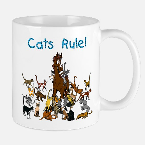 Got Barn Cats? Mug