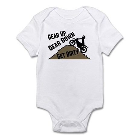 Get Dirty Infant Bodysuit