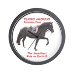 Wall Clock, Peruvian Paso Stallion