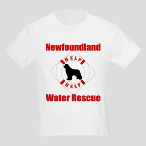 Help Newf Help Kids Light T-Shirt