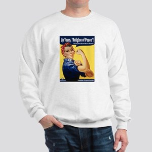 Up Yours, Islam! Sweatshirt