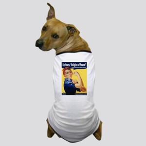 Up Yours, Islam! Dog T-Shirt