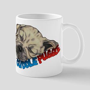 Fawn Cuddle Puggle Mug
