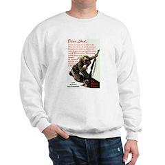 Prayer Against Dhimmitude Sweatshirt