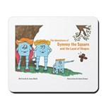 The Land of Shapes Official Mouse Pad