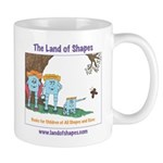 The Land of Shapes Official Mug