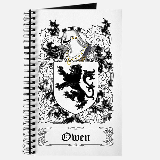 Owen I Journal