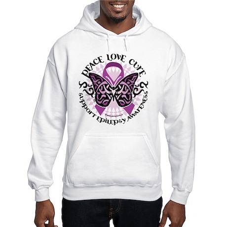 Epilepsy PLC Hooded Sweatshirt