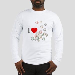 I Love Tribbles Long Sleeve T-Shirt