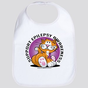 Epilepsy Cat Bib