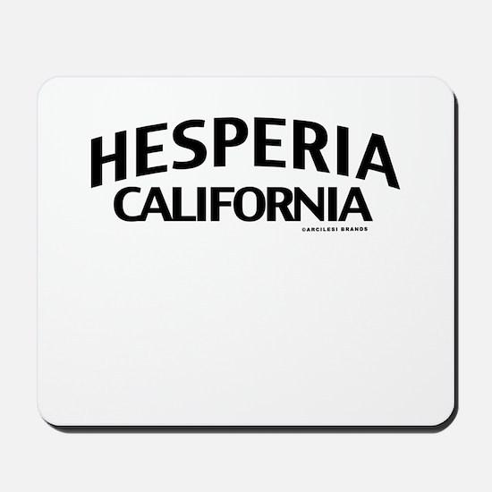 Hesperia Mousepad