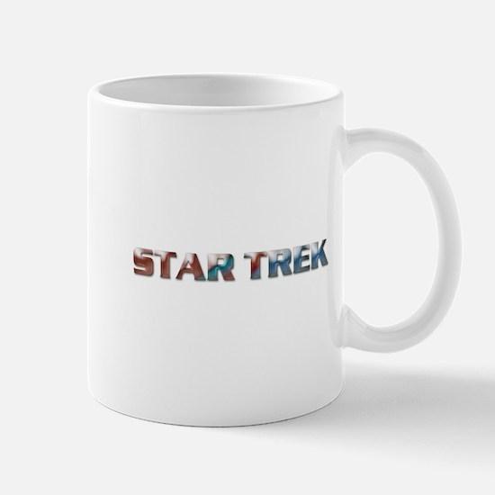 Star Trek Multicolored Mug