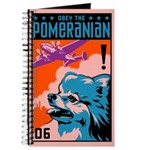 POMERANIAN World Domination Journal