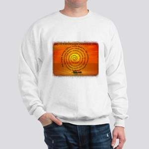 May 12th Fibromyalgia awarene Sweatshirt
