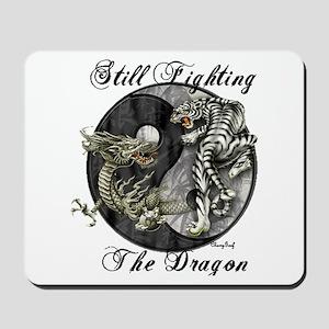 Dragon and TIger Mousepad