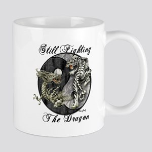 Dragon and TIger Mug