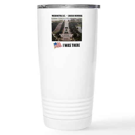 FREEDOM RALLY Stainless Steel Travel Mug