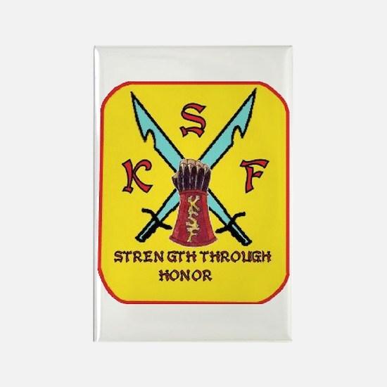 Unique Ksfcn Rectangle Magnet