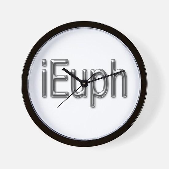 iEuph Wall Clock