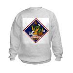 USS MARSHALL Kids Sweatshirt