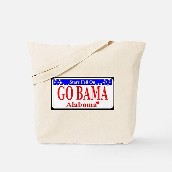 Go Bama! Tote Bag