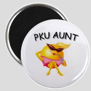 PKU AUNT Magnet