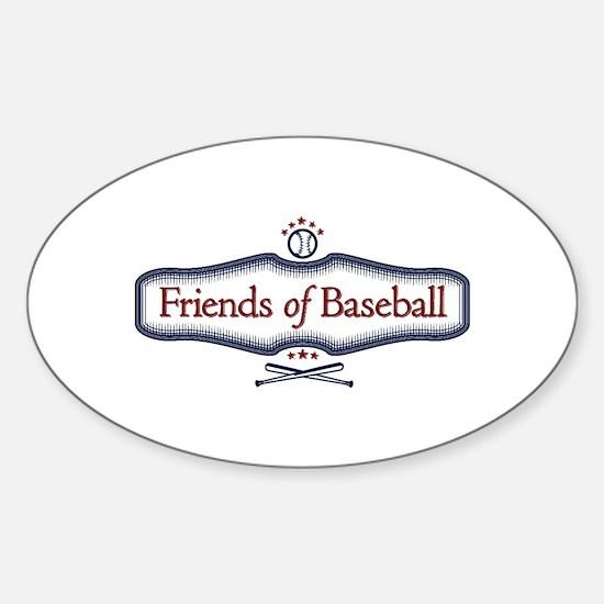 Cute Sports grants Sticker (Oval)