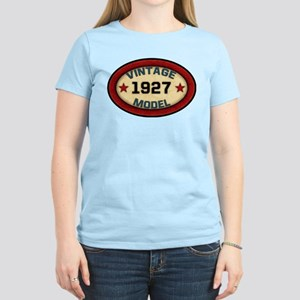 Birthday Vintage Model Year Women's Light T-Shirt