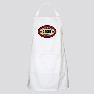 Birthday Vintage Model Year Apron