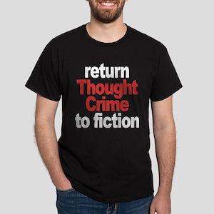 Thought Crime Black T-Shirt