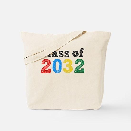 Class of 2032 Tote Bag