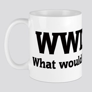 What would Dale do? Mug