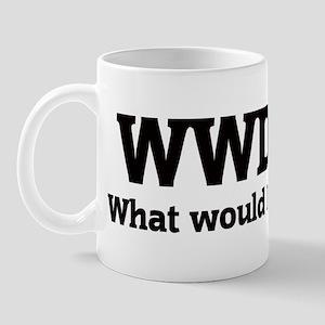 What would Dale do? Mug