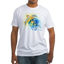 More Sea Turtles Fitted T-Shirt